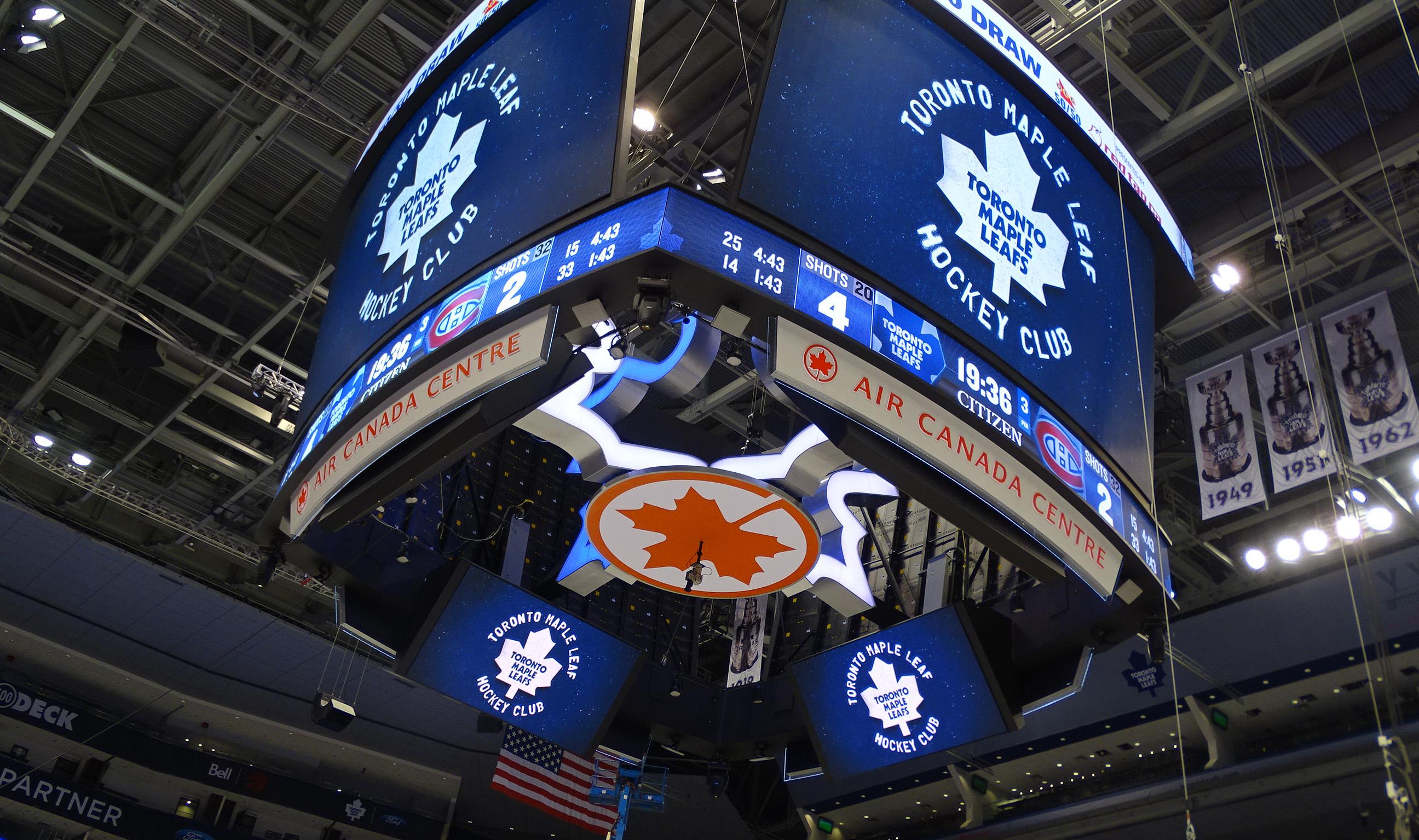MLSE, Air Canada Centre, Toronto Maple Leafs