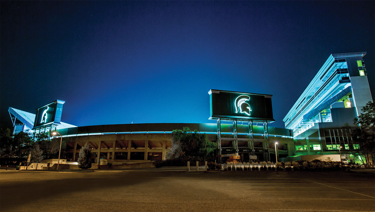 Michigan State, Spartan Stadium