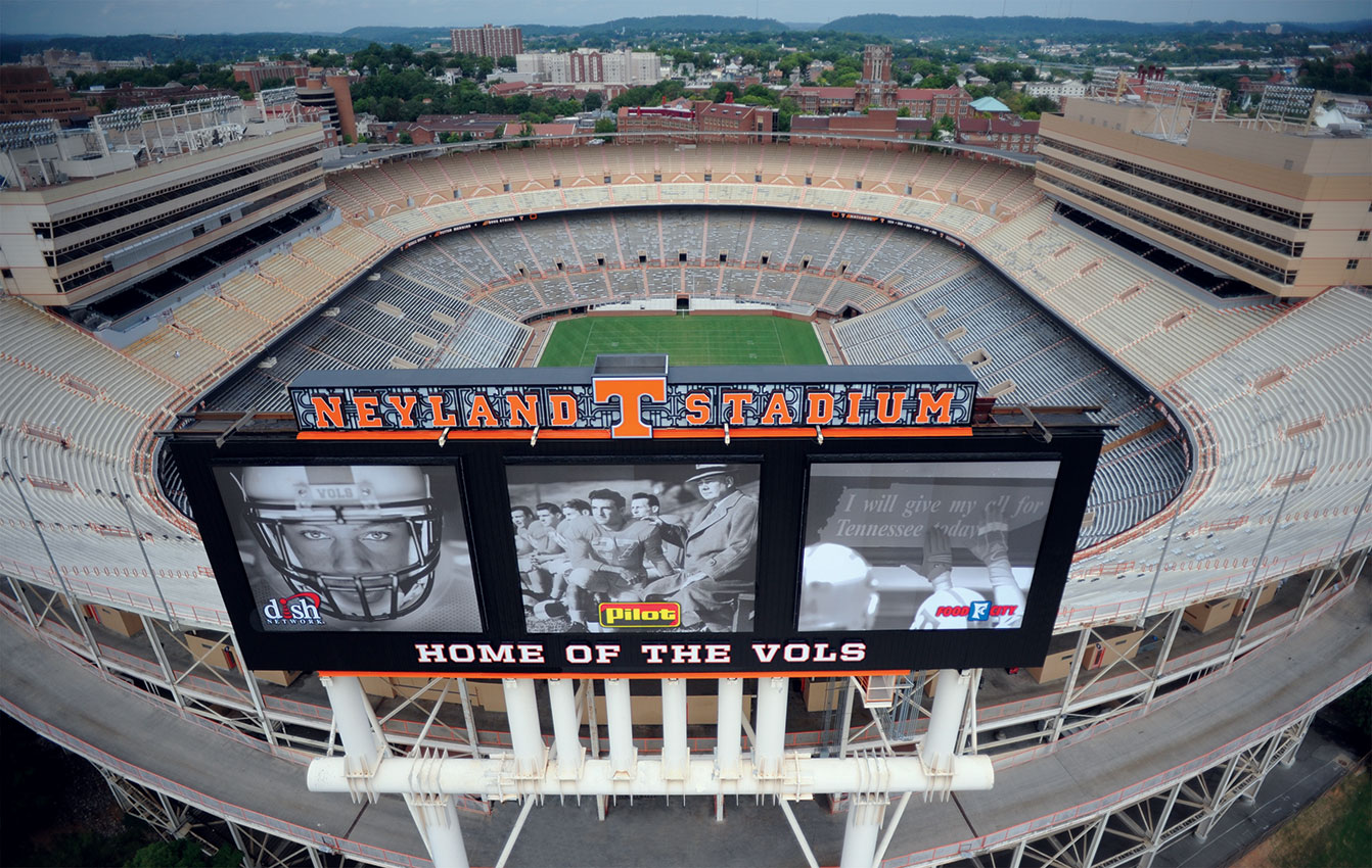 University of Tennessee, Neyland Stadium