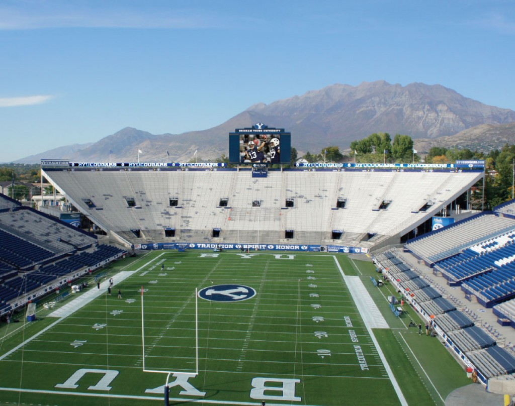 Will i get into BRIGHAM YOUNG UNIVERSITY in UTAH?