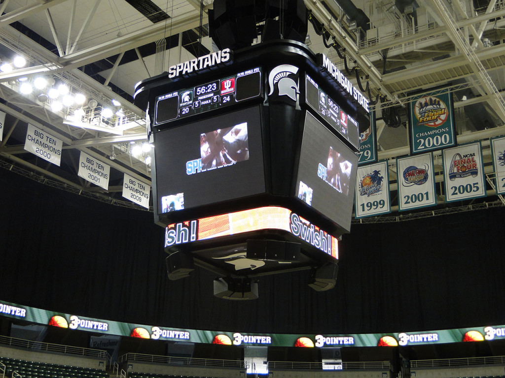 Michigan State University, Breslin Center