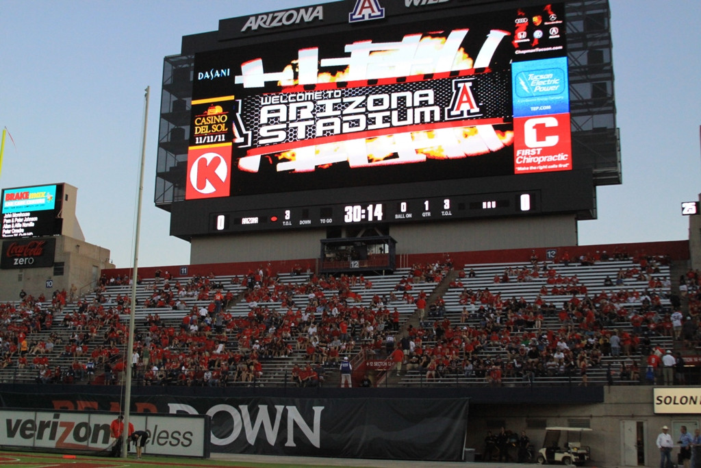 Arizona State University, Arizona Stadium