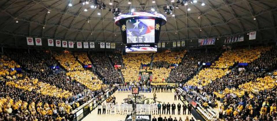Whitchita State University, Charles Koch Arena