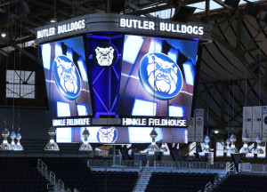 Butler University, Hinkle Fieldhouse