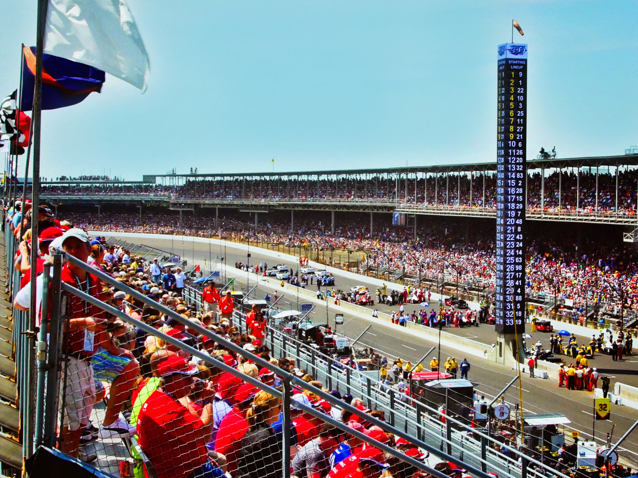 Indianapolis Motor Speedway, International Speedway Corporation