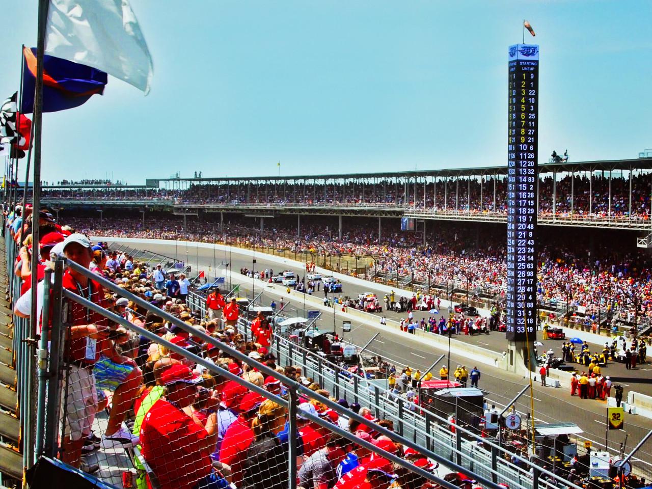 Indianapolis Motor Speedway, International Speedway Corporation