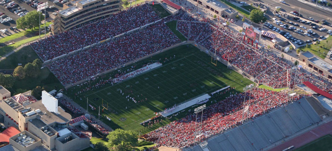 University of New Mexico, University Stadium