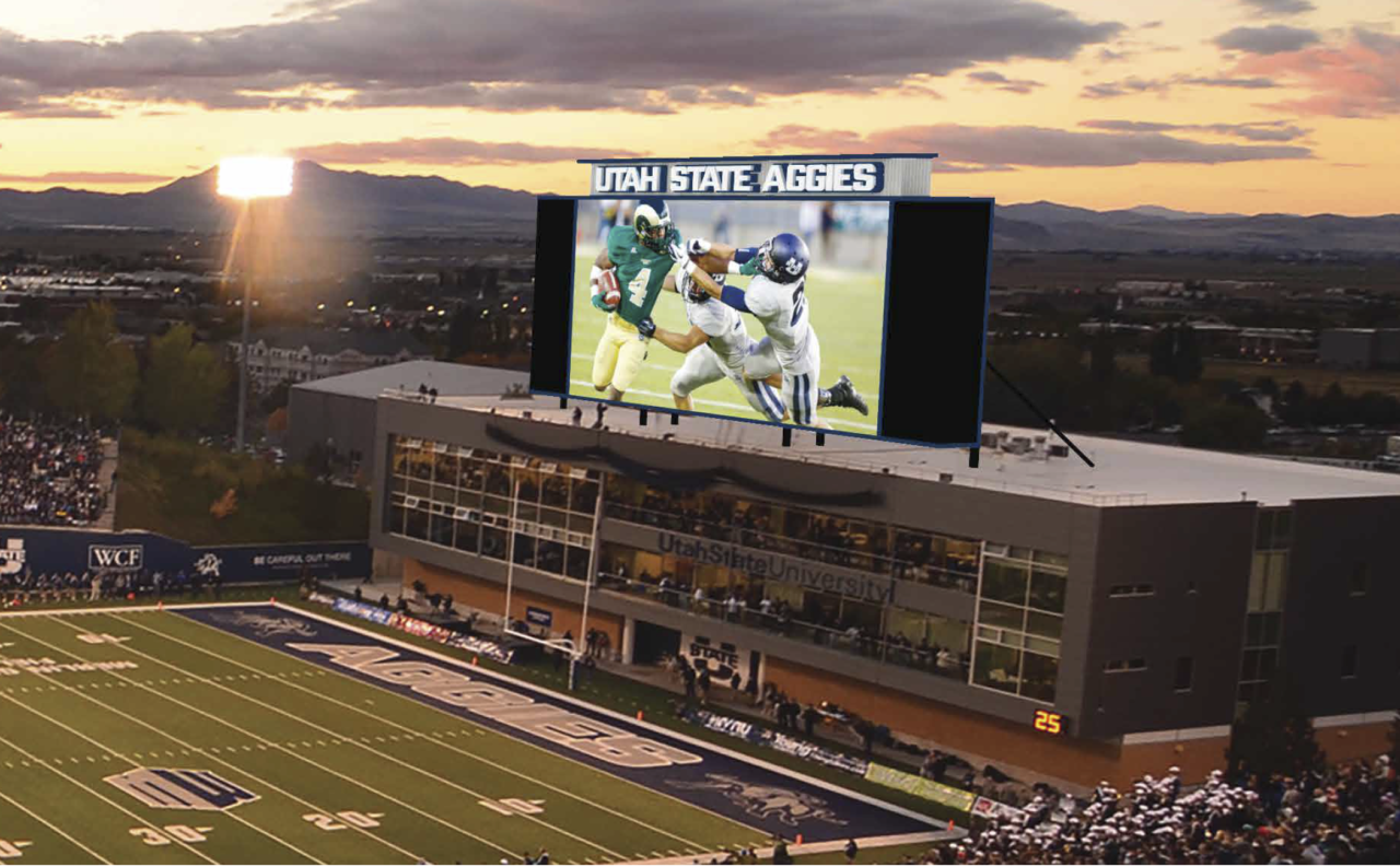Utah State University, Maverik Stadium
